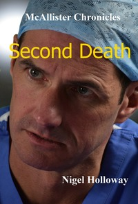 Second Death ebook cover 4